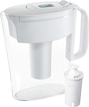 Brita Metro 5-Cup Water Filtration Pitcher