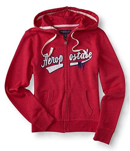 aeropostale-womens-aropostale-full-zip-hoodie-2xl-fuschia-berry