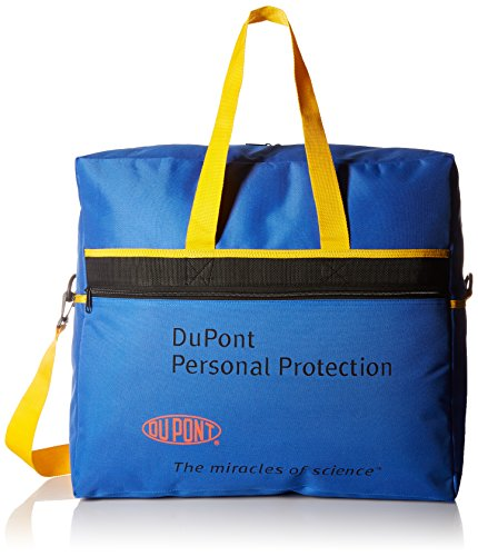 Dupont TK586TLYXL000100 EncapTrainSuit, Expanded Back, Front Entry, Taped Seams, X-Large, Lime Yellow by DuPont (Image #3)