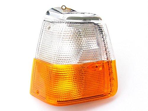 Front Left side Turn Signal Indicator Corner Lamp: