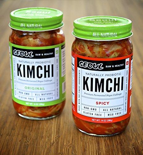 Buy the best kimchi
