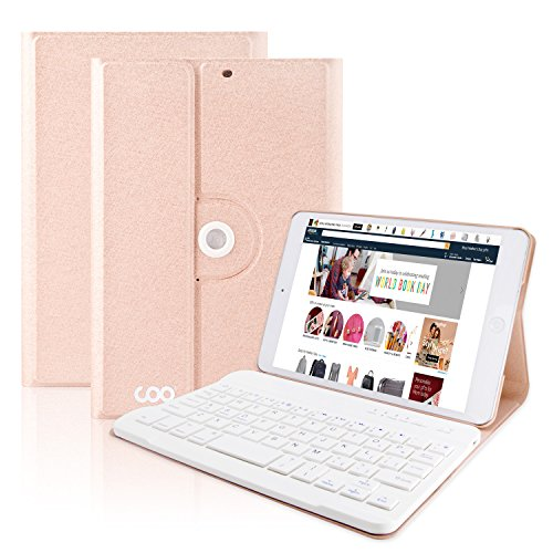 ipad mini 2 case with keyboard - 4