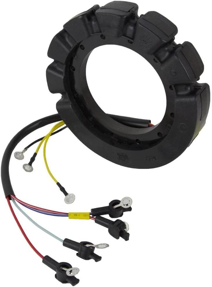 New Stator Coil for Mercury Marine Various 398-5704A7 5704A7