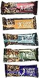 Caveman Foods Primal Performance Caveman Bar Variety (Pack of 10) (2 each of 1.4 OZ)