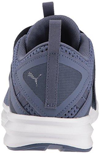 Puma Mujer Enzo Correa Malla Wn Sneaker Azul Indigo-puma Blanco
