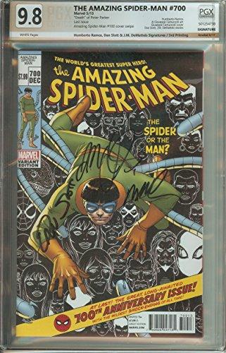 Buy amazing spider man 700 cgc