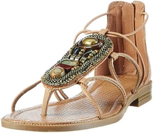 Nine West Women's Grinning Synthetic Dress Sandal