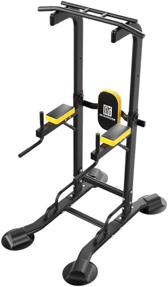 Horizontal marco de la formación bar en el interior de casas individuales barras paralelas hijos de estiramiento aparatos de ejercicios de formación de equipos de fitness palo de la torre de la