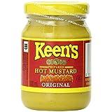 Keen's Prepared, Hot Mustard, 100ml