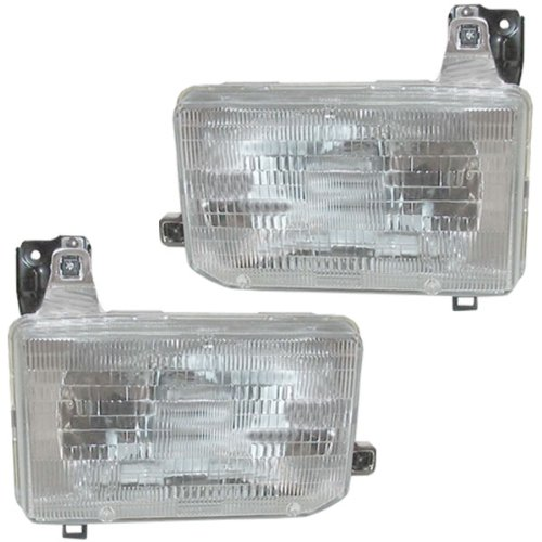 88 nissan pickup headlights - 6