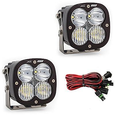 Baja Designs, 677803, LED Light, XL80, Black, Driving/Combo, Pair: Automotive