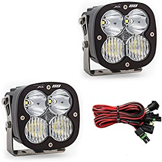 product image for Baja Designs, 677803, LED Light, XL80, Black, Driving/Combo, Pair