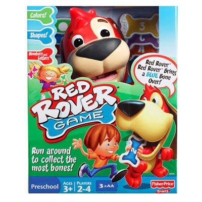 GIOCO SOCIETA Mattel-Red Rover