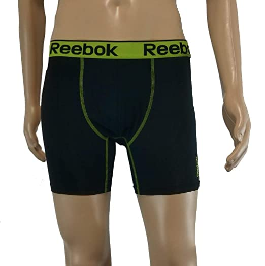 dc249f7dda Image Unavailable. Image not available for. Color: Reebok Men's Performance Boxer  Brief ...