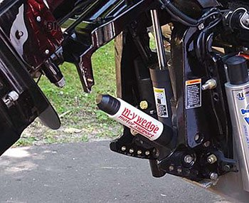 M-Y Wedge MOTOR SUPPORT FITS 3-Ram Trim/Tilt Systems