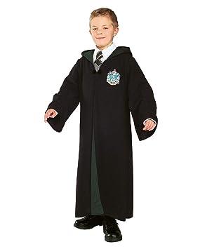 Harry Potter Slytherin Robe DLX L: Amazon.es: Juguetes y juegos