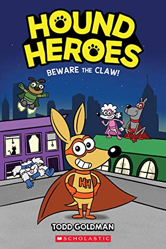 Book Cover: Beware the Claw!