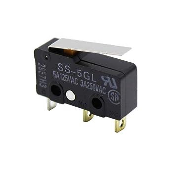 Impresora 3D - 5 piezas/lote Limit Micro Switch OMRON SS-5GL ...