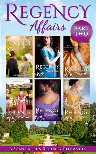 book cover of Regency Affairs Part 2