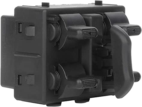 Window Switch Power Window Switch Master Control Window Switch Replacement Parts fits for 2007-2010 Jeep Wrangler