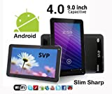 9-inch Android 4.0, AllWinner A13, DDR3 512MB, Capacitive Multi-touch Tablet image