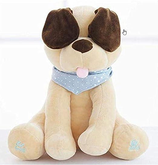 This Is Fine Dog Stuffed Animal, Amazon Com Jsbvm Stuffed Plush Toy Stuffed Dog Plush Elephant Animals And Plush Doll Music Dog Educational Elephant Electric Stress Toys Gift 75cm Home Kitchen