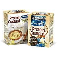 Quamtrax Gourmet Protein Custard 6 x 50 g.