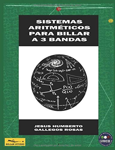 SISTEMAS ARITMÉTICOS PARA BILLAR A TRES BANDAS: Amazon.es ...