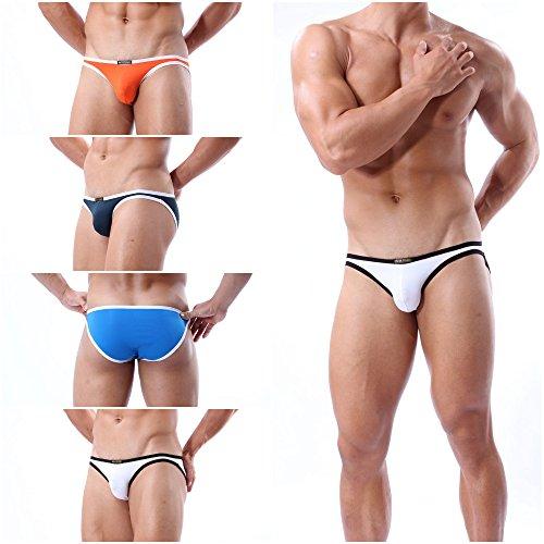 PERFECT-UNDIES-Brave-Person-Mens-Sexy-Briefs-Underwear-Low-Rise-Bikini-1119