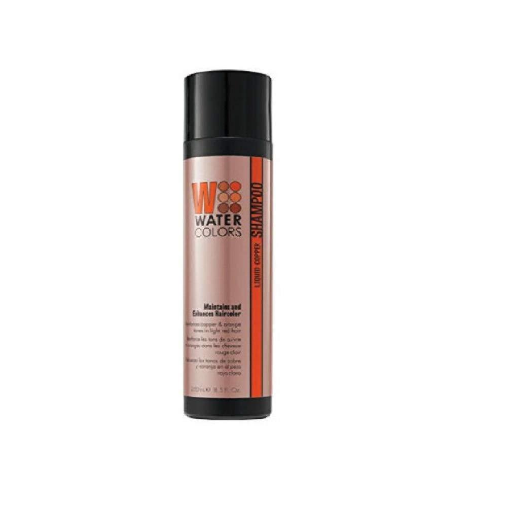 Tressa Color Maintance Watercolors Shampoo Liquid Copper 8.5 Oz