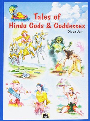 Tales Of Hindu Gods & Goddesses