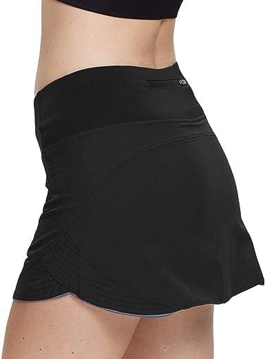 Amazon.com: SAILORSTAR Women's Athletic Golf Skirts Tennis Running Workout  Skorts with Pockets Drawstrings: Clothing
