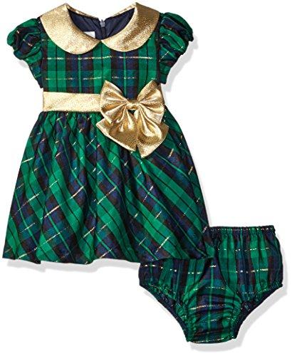 Christmas Plaid Dress - 2