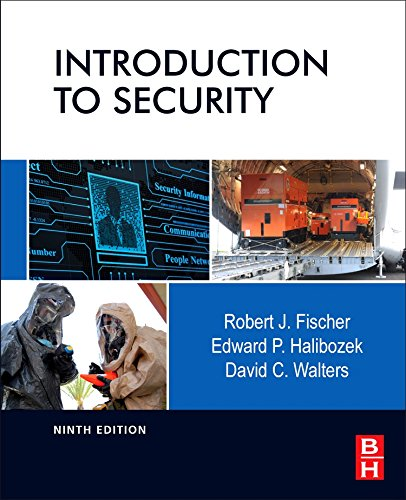 Introduction To Security  Ninth Edition