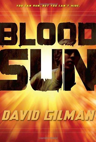 Blood Danger Zone David Gilman