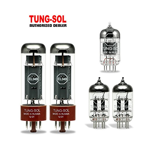 tung-sol-tube-upgrade-kit-for-traynor-ironhorse-40-amps-el34b-12ax7-12au7w