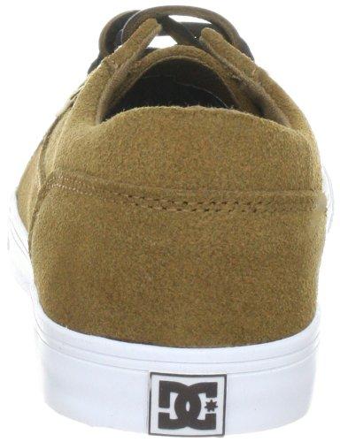 DC Shoes DC Shoes - Schuhe - BRISTOL LE WOMENS BRISTOL LE - D0303214-BB2D - black D0303214-BB2D - Zapatillas de deporte de cuero para mujer Marrón (CHESTNUT CH4D)