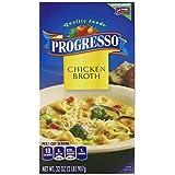 Progresso Chicken Broth, Original, 32-Ounce (Pack of 6) by Progresso