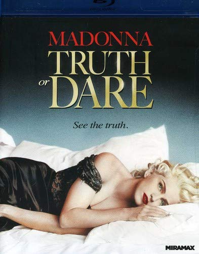 Madonna Truth Or Dare [Blu-ray] (Some Good Dares For Truth Or Dare)
