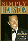 Simply Halston, Steven S. Gaines, 0399136126