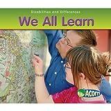 We All Learn, Rebecca Rissman, 1432921592
