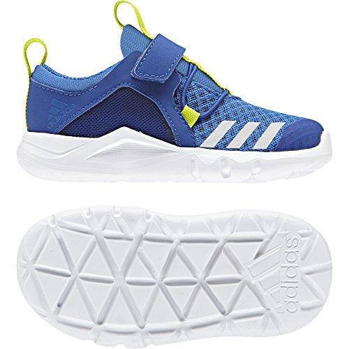 adidas ZX Flux Schuhe 85 umber/blue/white