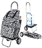 dbest products Bigger Trolley Dolly, Blue