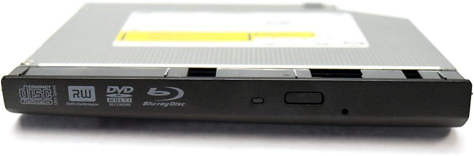 Aquamoon Trading New XD2TM Genuine OEM Dell Inspiron One 2205 N5110 Blu-Ray Combo Drive BD-ROM 8X SATA DVDRW Module Black Bezel Bracket CT30N 0720672-011 LGE-DMCT30N 6M.4IEDR.003 1WN6H 5M0V0