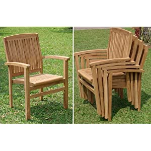 51fgdhQE4LL._SS300_ Teak Dining Chairs & Outdoor Teak Chairs
