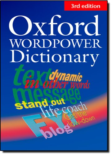 Download Oxford Wordpower Dictionary pdf epub