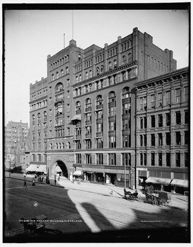 Photo: Arcade Building,shopping - Cleveland Shopping Oh