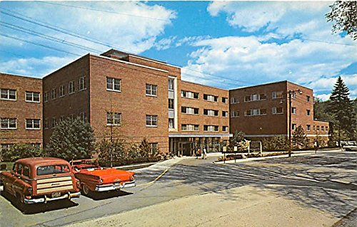 Mary Hitchcock Memorial Hospital Hanover New Hampshire Postcard