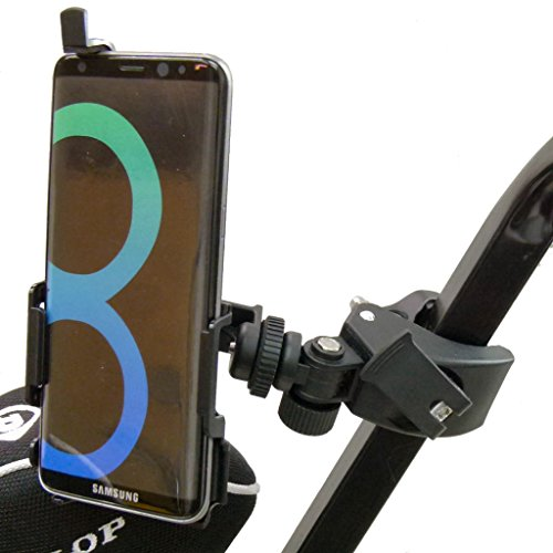 BuyBits Quick Fix Golf Trolley Phone Camera Mount for Sam...