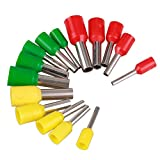 990pcs/lot Tube Type Insulated Terminal End Cable Wire Ferrule Pin Connector